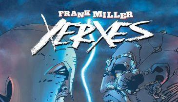 Xerxes – recenzja komiksu