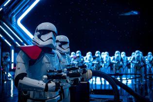 Star Wars: Rise of the Resistance - wideo i zdjęcia imponującej atrakcji z parku Gwiezdnych Wojen
