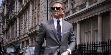 Nie czas umierać - plakaty bohaterów filmu o Bondzie