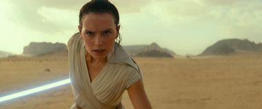 Star Wars 9 - symbolika ostatniej sceny Rey, rzeźby w świątyni Sithów oraz brak czasu na montaż