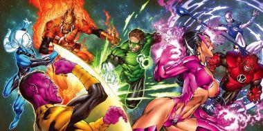 Green Lantern: Najczarniejsza noc - recenzja komiksu