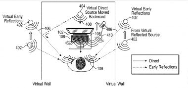 Apple patentuje wirtualne głośniki symulujące dźwięk przestrzenny