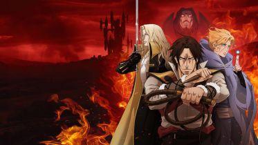 Castlevania - nowe postacie na grafice z 3. sezonu serialu Netflixa