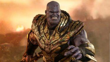 Avengers: Koniec gry - krwawiący Thanos przed śmiercią. Najlepsza figurka MCU?