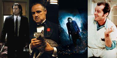 Najlepsze filmy w historii wg Hollywood. Prestiżowy ranking - zgodzicie się z wyborami?