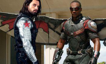 The Falcon and the Winter Soldier - nowy kostium bohatera możemy zobaczyć na... licencjonowanych skarpetach