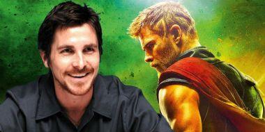"""Thor: Love and Thunder - Christian Bale jako """"międzygalaktyczny złoczyńca"""" MCU?"""