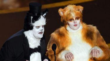 Oscary 2020 - Koty zostały wyśmiane. Ten moment podbił sieć [WIDEO]
