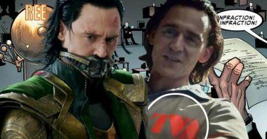 Loki kluczowy dla MCU? Spot sugeruje złoczyńcę 4. fazy i alternatywne światy