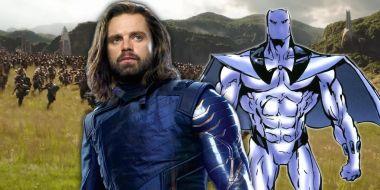 The Falcon and the Winter Soldier - Biały Wilk wraca do MCU? Tajemnicze zdjęcie