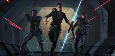 Star Wars 9 - nowe szkice z wizji niedoszłego reżysera. Ależ to pięknie wygląda!