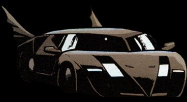 Batman Transformer - oto Batmobil-robot, fantastyczny model wykonany przez fana [WIDEO]