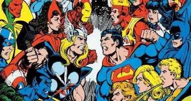 Sprzedaż komiksów w USA już spada. Crossover Marvel vs. DC ratunkiem dla branży?