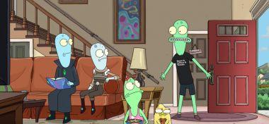 Solar Opposites - nowy zwiastun serialu od twórców Rick and Morty