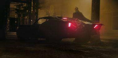 The Batman - Batmobil zawiera symbol nietoperza. Też go przeoczyliście?