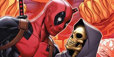 Marvel - tak ekstremalnej śmierci Deadpool jeszcze nie miał. Oceńcie sami