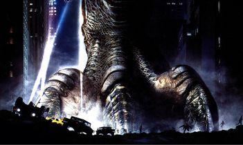Godzilla - tak mógł wyglądać potwór w latach 90. Fan pokazuje szkic Ricardo Delgado