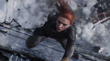 Czarna Wdowa - superbohaterka na okładce. Zmiana kompozytora muzyki filmowej
