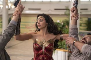 Wonder Woman 1984 - świetna nowa figurka superbohaterki