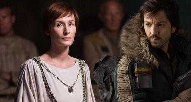 Gwiezdne Wojny - Genevieve O'Reilly i Denise Gough w serialu o Cassianie Andorze
