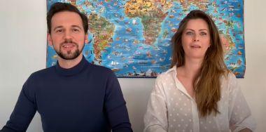 Sama Prawda - Laura Breszka i Kamil Pruban powracają z domową wersją Weekend Update