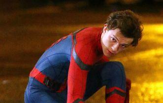 Tom Holland o kulisach jego angażu do roli Spider-Mana i filmu Cherry