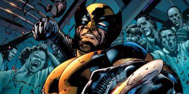 Marvel - Wolverine zgotował kiedyś piekło największemu twardzielowi DC