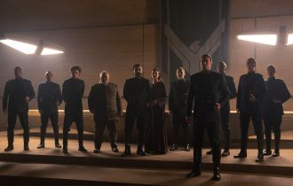 Diuna - wyciekły screeny z teasera filmu! Stellan Skarsgard jako Vladimir Harkonnen i wiele innych