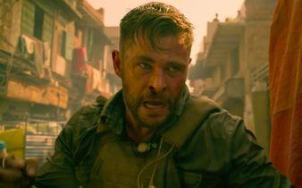 Tyler Rake: Ocalenie - Chris Hemsworth w efektownej walce na noże [WIDEO]