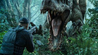 Jurassic World: Dominion - w filmie zobaczymy więcej animatronicznych dinozaurów niż w poprzednich częściach