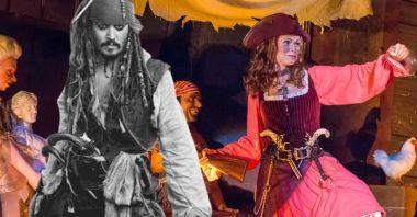 Piraci z Karaibów 6 - ona może zastąpić Jacka Sparrowa. Kim jest Redd?