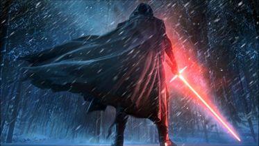 Skywalker. Odrodzenie - Kylo Ren w zupełnie innym laboratorium Palpatine'a. Kolejne szkice koncepcyjne