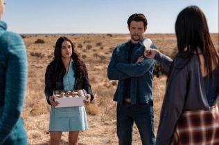 Roswell, Nowy Meksyk – sezon 2, odcinki 4-7 - recenzja