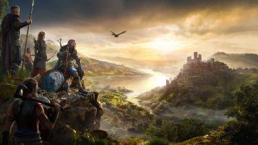 "Assassin's Creed: Valhalla w ""minimum 30 FPS"" na Xbox Series X"