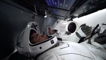 Amerykanie na nowo zdobywają kosmos. Obejrzyj start Crew Dragon na żywo w internecie
