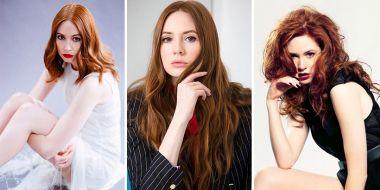 Karen Gillan - rudowłose piękno, w którym mogą zatracić się Piraci z Karaibów [ZDJĘCIA]