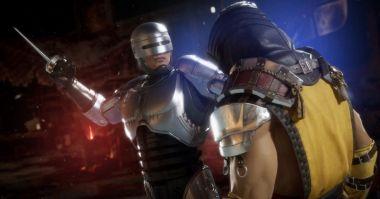 Mortal Kombat 11: Aftermath - Robocop i powrót Friendships. Zobacz zwiastun