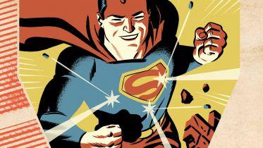 DC - mały Superman, Jor-El i Lex Luthor w stylu Pixara. Zobacz świetne grafiki