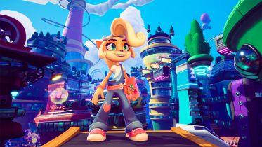 Crash Bandicoot 4 na nowych materiałach z rozgrywki. Twórcy potwierdzają brak mikrotransakcji