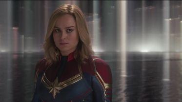 Kapitan Marvel - zdjęcia z wersji IMAX dają szersze (dosłownie) spojrzenie na film
