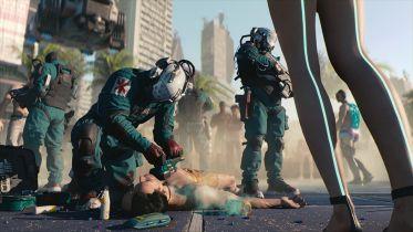 Cyberpunk 2077 dostanie komiks. Zapowiedziano Cyberpunk 2077: Trauma Team