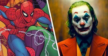 Marvel - Spider-Man parodiuje film Joker. Tylko czy na pewno zabawnie?