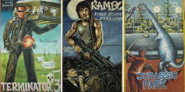 Najgorsze plakaty filmowe świata. Wyglądają tak źle, że je pokochacie [GALERIA]