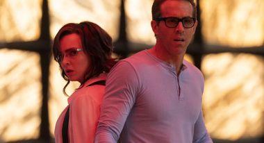 Free Guy - Ryan Reynolds i Jodie Comer łączą siły na nowych zdjęciach z filmu