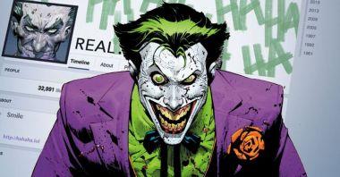 Joker ma profil na Facebooku. Stworzył dziwaczny challenge, w którym zechcesz wziąć udział