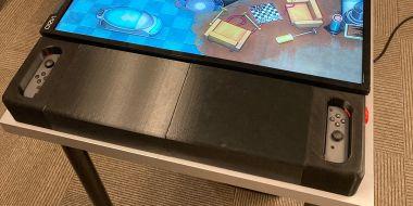 Ten gadżet zamienił Switcha w wielki stół do pinballa