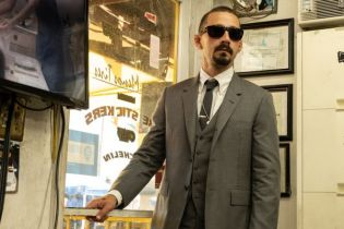 The Tax Collector - Shia LaBeouf zrobił sobie gigantyczny tatuaż na potrzeby filmu