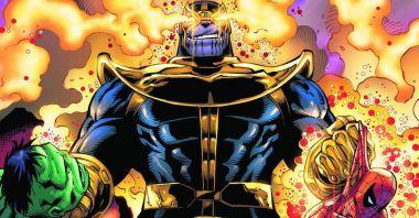 Avengers: Koniec gry - komiksowy Thanos przewidział los Ziemi 29 lat przed filmem