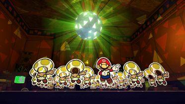 Paper Mario: The Origami King w akcji. Nowy gameplay pojawił się w sieci