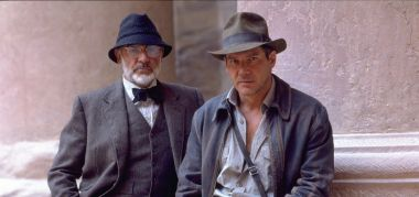 Indiana Jones - Harrison Ford składa hołd zmarłemu Seanowi Connery'emu